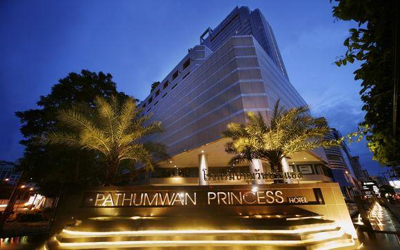Pathumwan Princess Bangkok 4*