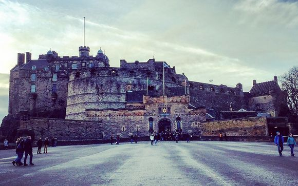 Destination...Edinburgh
