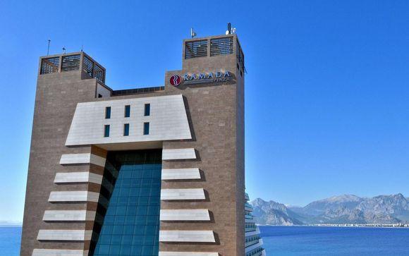 Ramada Plaza by Wyndham Antalya 5*