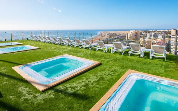 Suite Hotel Playa Del Ingles 4*