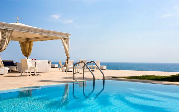 Hotel Tonnara Trabia 4* + Venus Sea Garden Hotel 4*