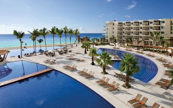 Dreams Riviera Cancun Resort & Spa 5* & Optional Yucatan Tour