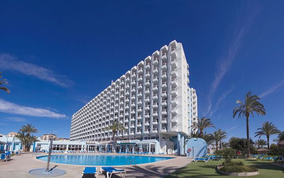 Hotel Playas de Guardamar 3*