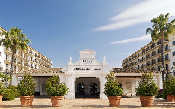 H10 Andalucia Plaza 4*