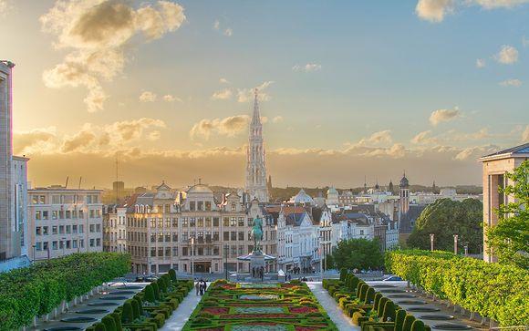 Destination...Brussels, Avenue Louise
