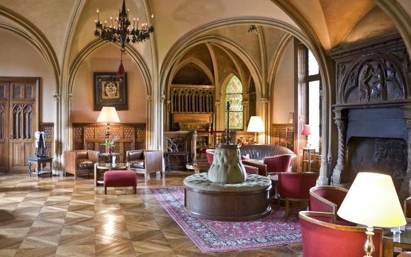 Abbaye des Vaux de Cernay Hotel