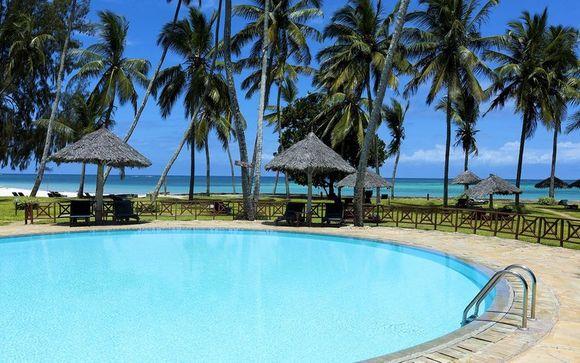 Neptune Paradise Beach Resort & Spa 4* & Safari Adventure