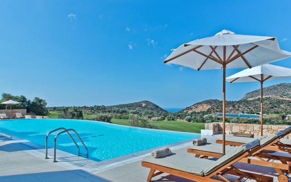 The Crete Golf Club Hotel 5*