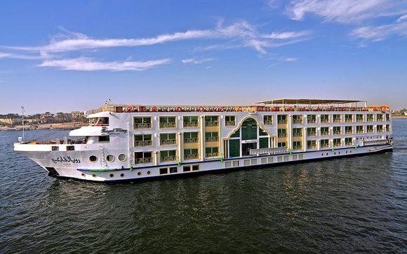 Royal Viking Nile Cruise 5*
