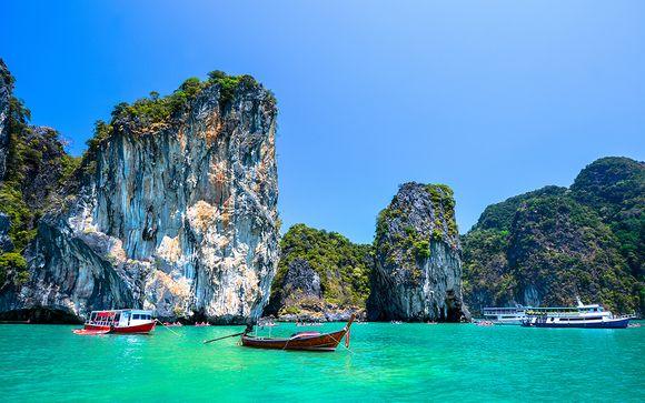 Optional Beach Extension in Phuket, Thailand
