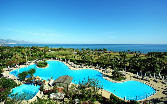 Stay at a Splendid Sicilian Beachside Resort