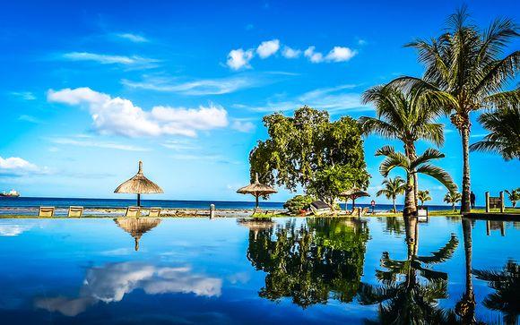 InterContinental Mauritius with optional JW Marriott Marquis Dubai 5*