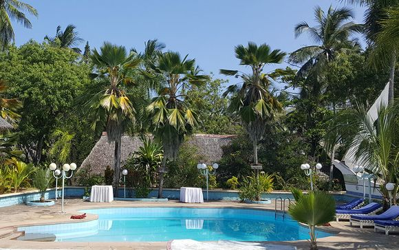 Kilifi Bay Beach Resort 4*