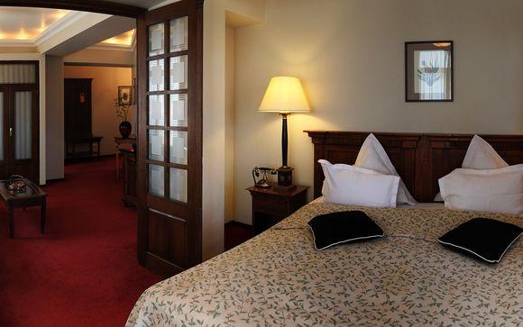 Hotel Arc de Triomphe 4*