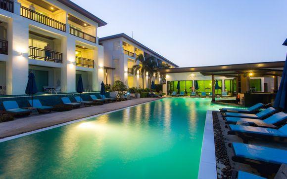 Samui Resotel Beach Resort 4* & Optional Bangkok Stopover