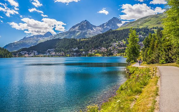 Lakes and Mountains of Switzerland