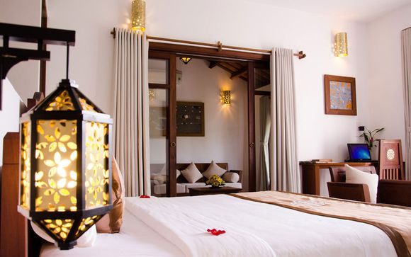 Ancient House Village Resort and Spa, Hoi An - 7 nights