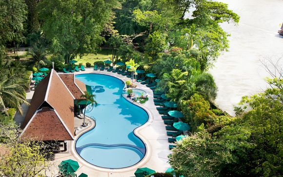 Royal Orchid Sheraton Hotel, Bangkok - 3 nights