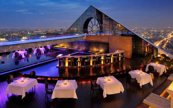 Tower Club at Lebua Bangkok 5*