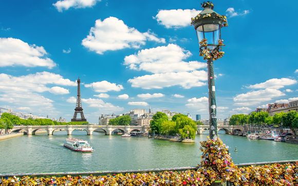 Destination...Paris, Garnier Opera