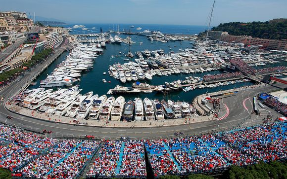 Our Offer - Monaco Grand Prix (29th May 2017)