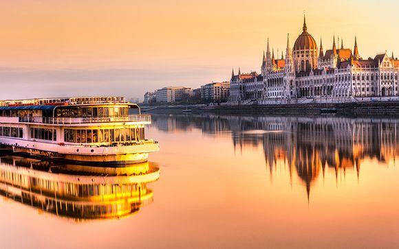Prague & Budapest Tour 4*