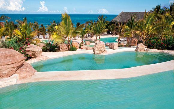 Swahili Beach Resort 5* and Kenya Safari