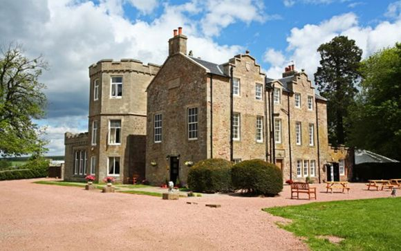 Shieldhill Castle 4*