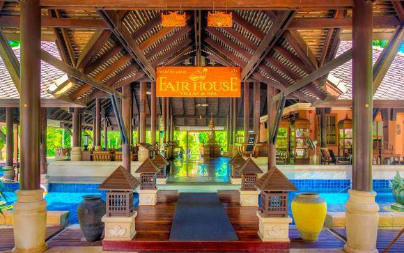 Fair House Villas and Spa 4*