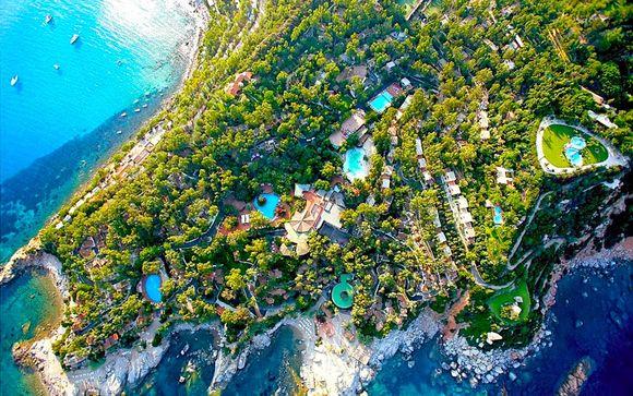Fantastic Resort in Stunning Island Location