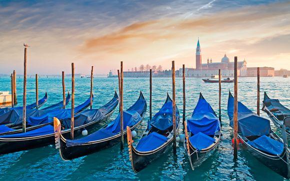 Elegant Stay overlooking Venice Lagoon