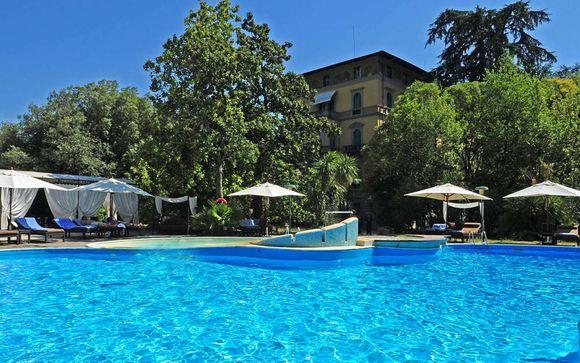 Lavishly Styled Tuscan Sanctuary