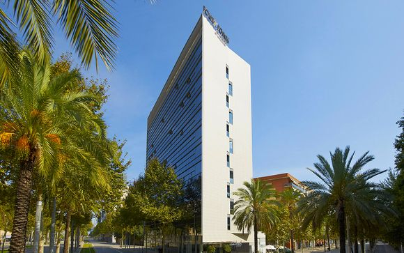 Four Points by Sheraton Barcelona Diagonal 3*