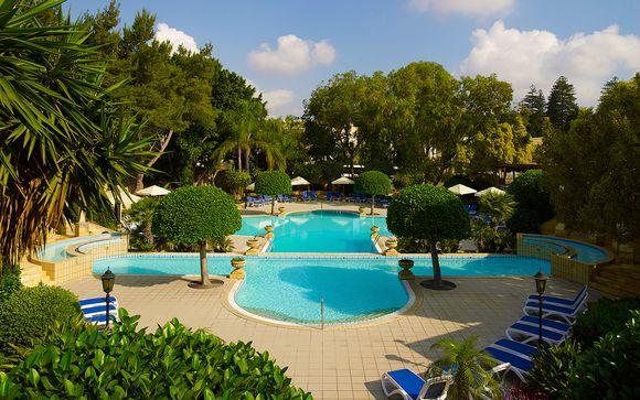 Corinthia Palace Hotel & Spa 5*