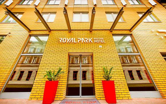 Royal Park Boutique Hotel 4*
