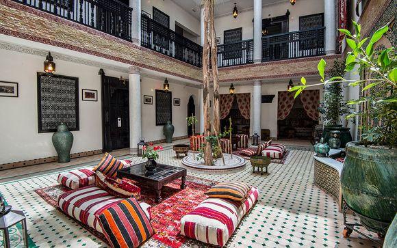 Hotel & Ryad Art Place Marrakech 5*