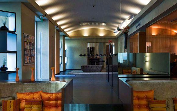 987 Design Hotel Prague 4*