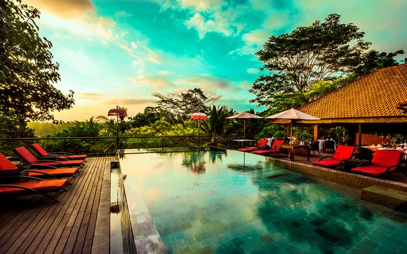 Secluded Ubud and Relaxation Near the Beach