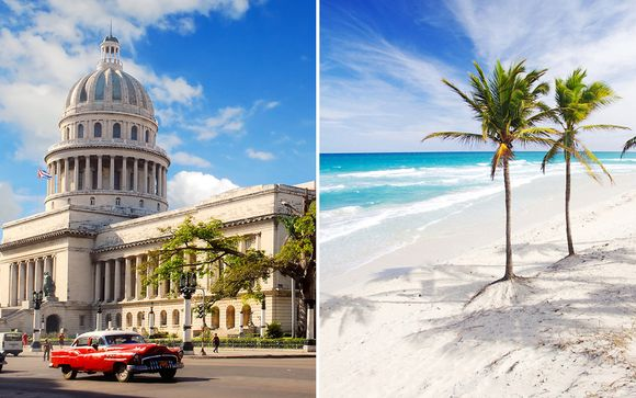Historic Havana & All Inclusive Beachside Bliss