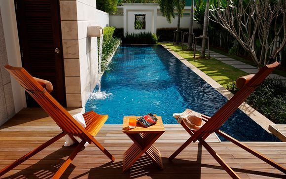 Private Villa Near Bangtao Beach