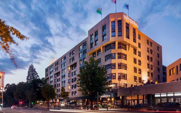 Movenpick Hotel Lausanne 4*