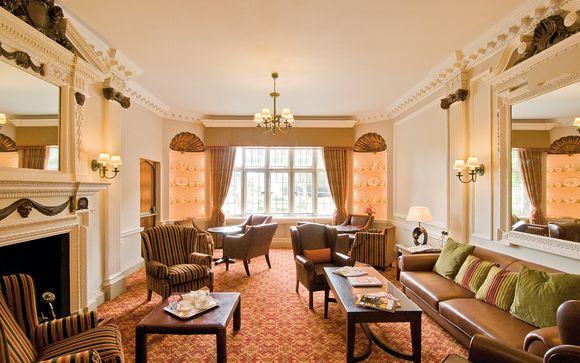Macdonald Elmers Court Hotel & Resort 3*