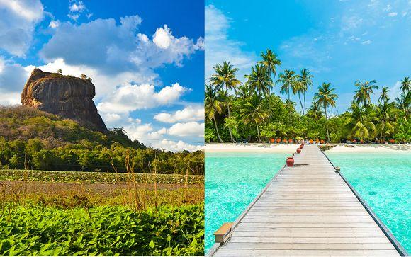 Sri Lanka Round Tour & Adaaran Select Hudhuranfushi 4*