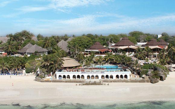 Leopard Beach Resort with Safari 4*