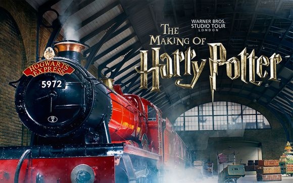 Harry Potter Experience and 4* Stay in Upmarket Islington