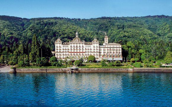Luxury Lakeside Spa Hotel