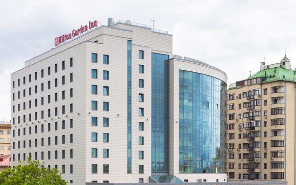Hilton Garden Inn Krasnoselskaya 4*