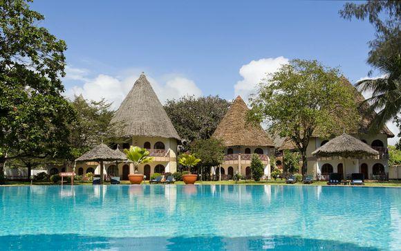 All Inclusive Beach Bliss and Safari Adventures
