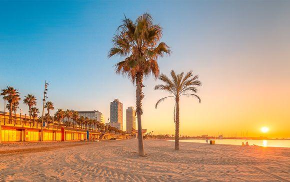 Barcelona Opera & Hotel Pulitzer 4*