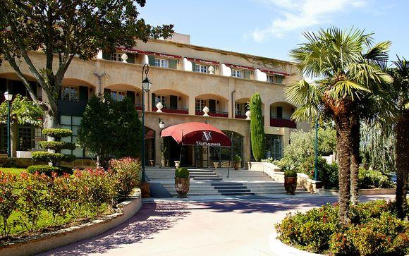 Hotel le Vallon de Valrugues & Spa 5*